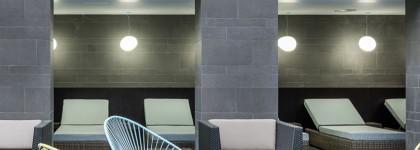 Rénovation Thalasso et Spa Serge Blanco -Hendaye-