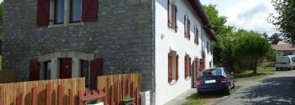 Réhabilitation d'une villa -Bidart-