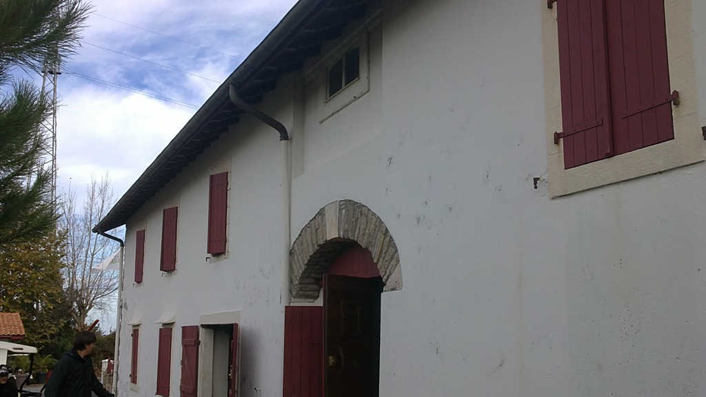 Maison Harrobia