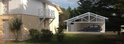 Rénovation d'une villa – Soustons